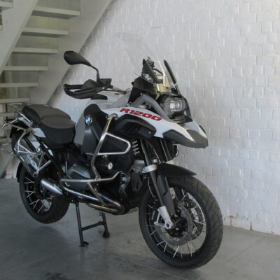 R1200GS LC ADV Wit 09/2015